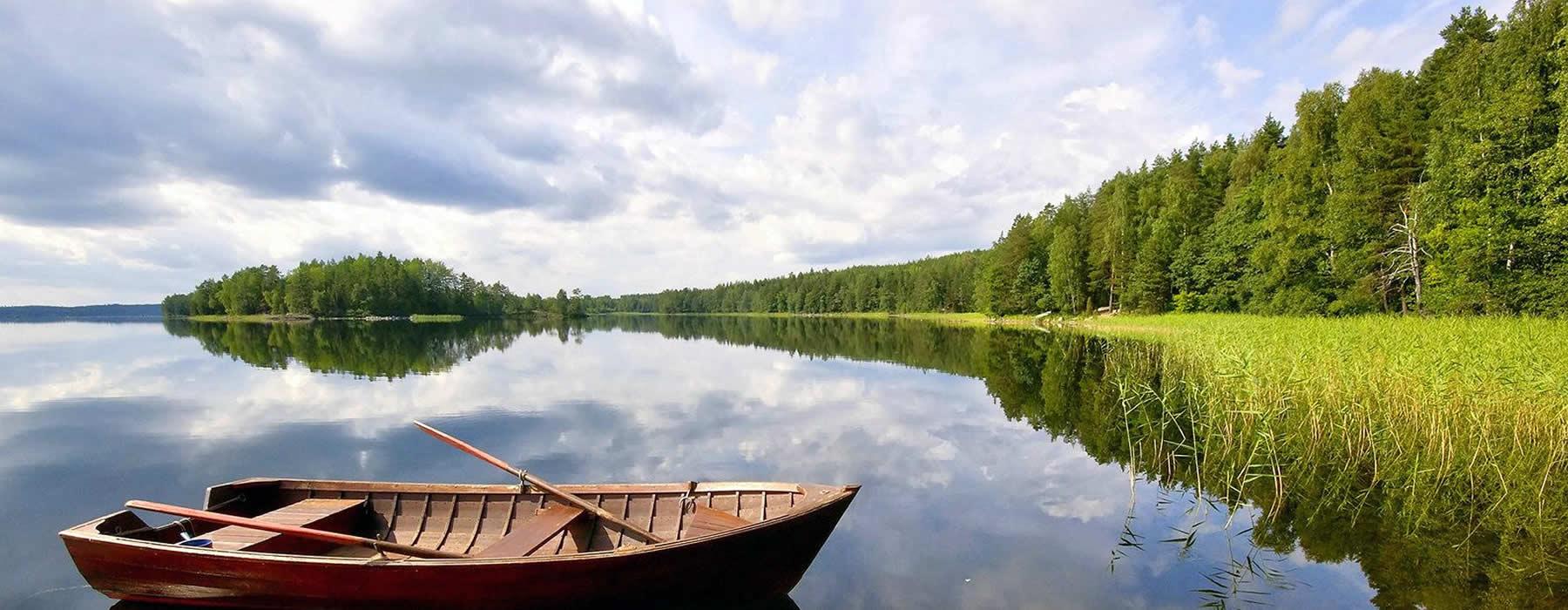 Более 100 вариантов загородного отдыха в Ленобласти. На любой вкус!