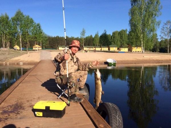 отдых в нижнем новгороде с рыбалкой