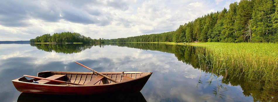 Отдых летом в Ленинградской области на базах отдыха