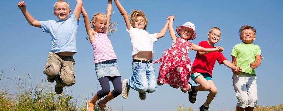 отдых летом в ленинградской области с детьми